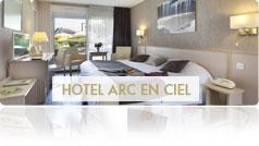 Hotel Arc en ciel Thonon