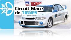 Circuit glace Tignes