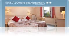 Hotel Les Marronniers Thonon Les Bains
