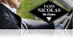 Taxi Nicolas ?al d'Is? depuis 1992