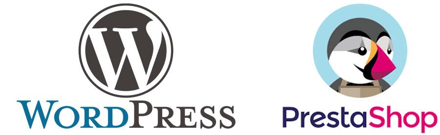 Cms Wordpress et Prestashop