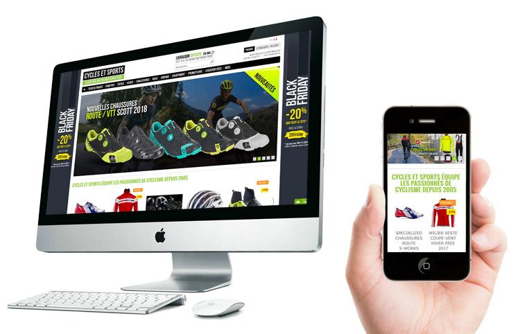 Ecommerce responsive design