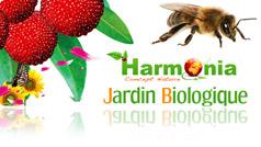 Site ecommerce Jardin Biologique