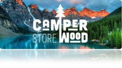 Site ecommerce Camperwood
