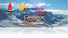 Moniteurs de ski ?a Plagne
