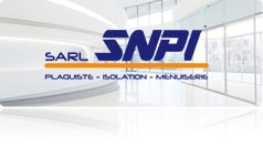 SNPI Plaquiste Isolation Menuiserie