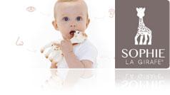 Les Secrets de Sophie la girafe : produits pour bebe